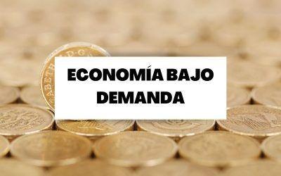 La estrategia de la economía bajo demanda