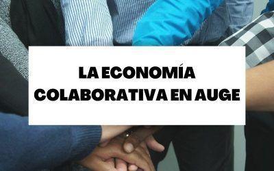El auge de la economía colaborativa
